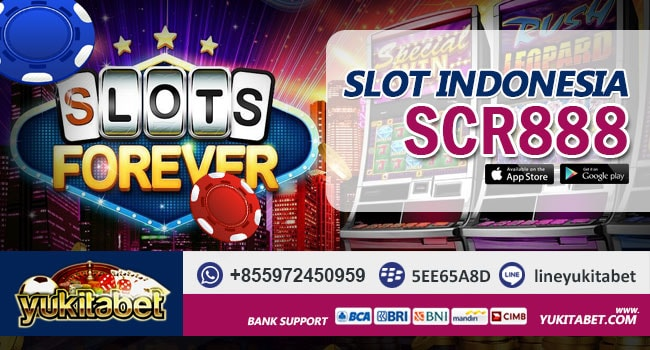 SLOT SCR8888 INDONESIA