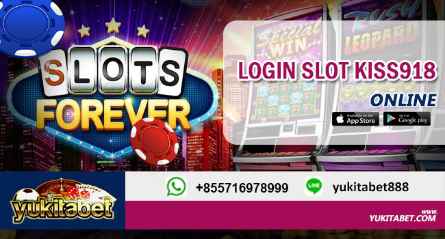 login-slot-kiss918-online