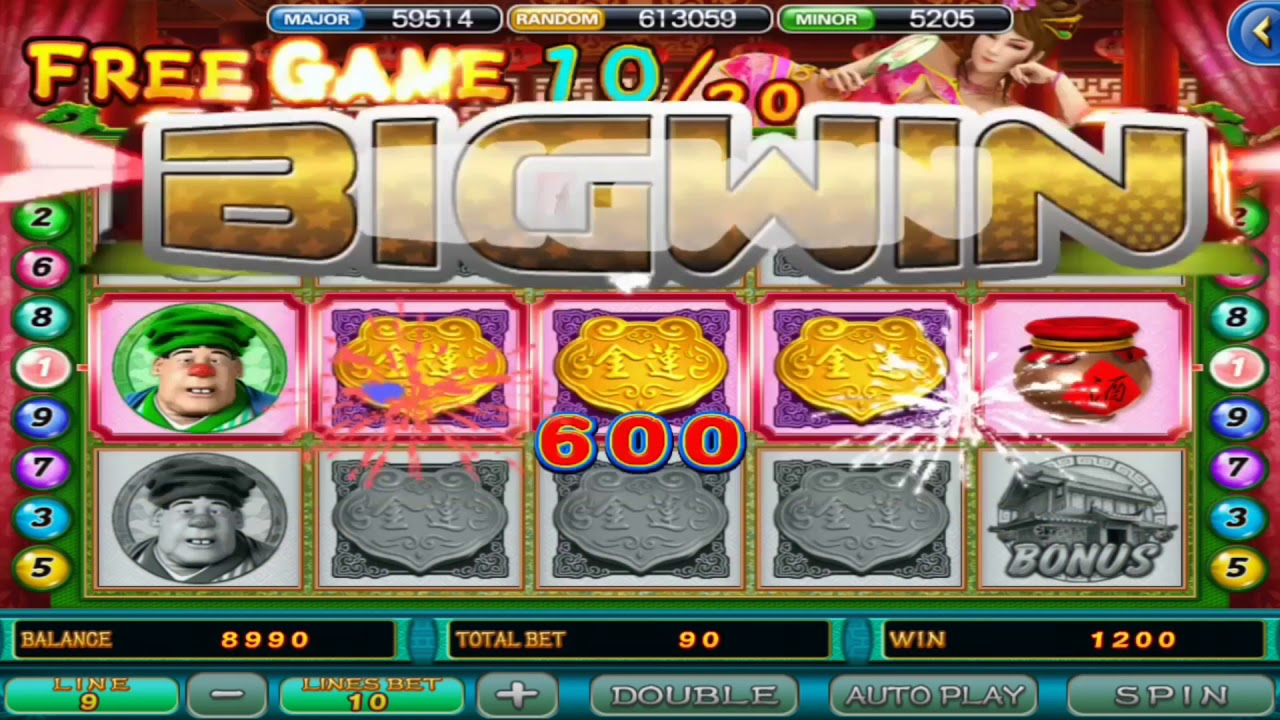 Free Spin Slot Scr888