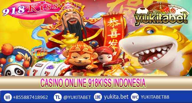 Casino Online 918Kiss Indonesia